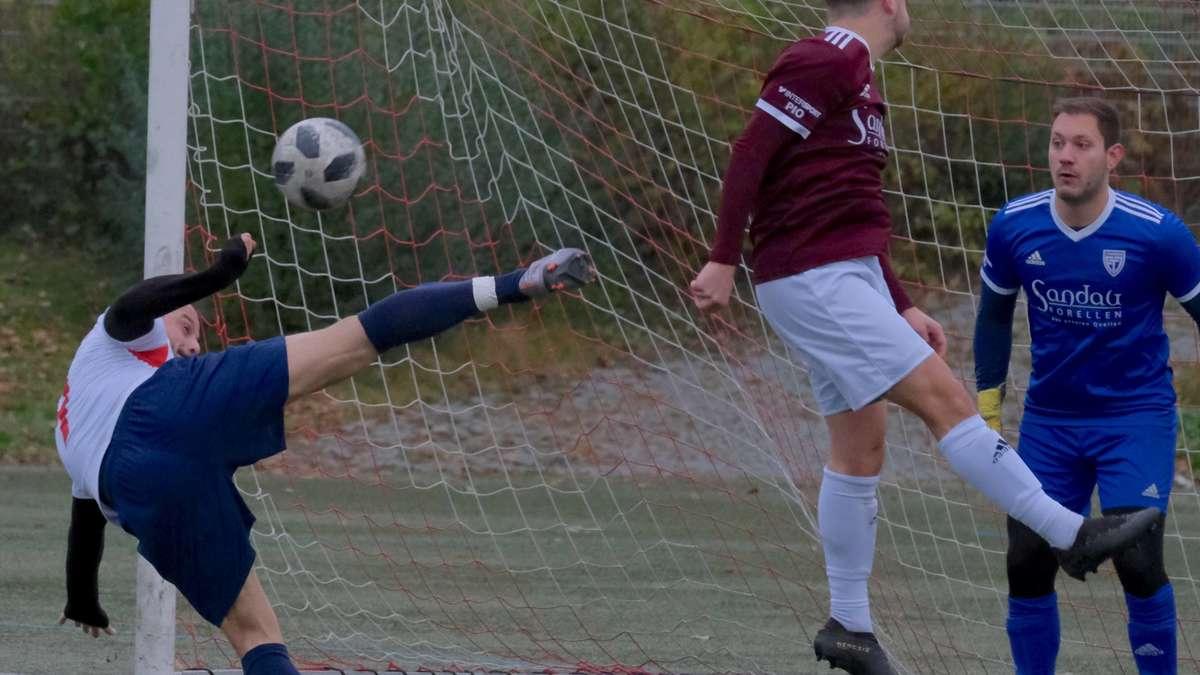Kreisliga 2 Zugspitze: TSV Oberalting-Seefeld und FT Jahn Landsberg trennen sich remis | Landkreis Starnberg - Merkur.de