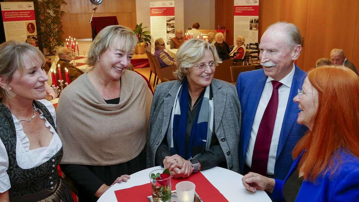 100 Jahre AWO: So hat sich der Kreisverband Miesbach entwickelt | Miesbach - Merkur.de