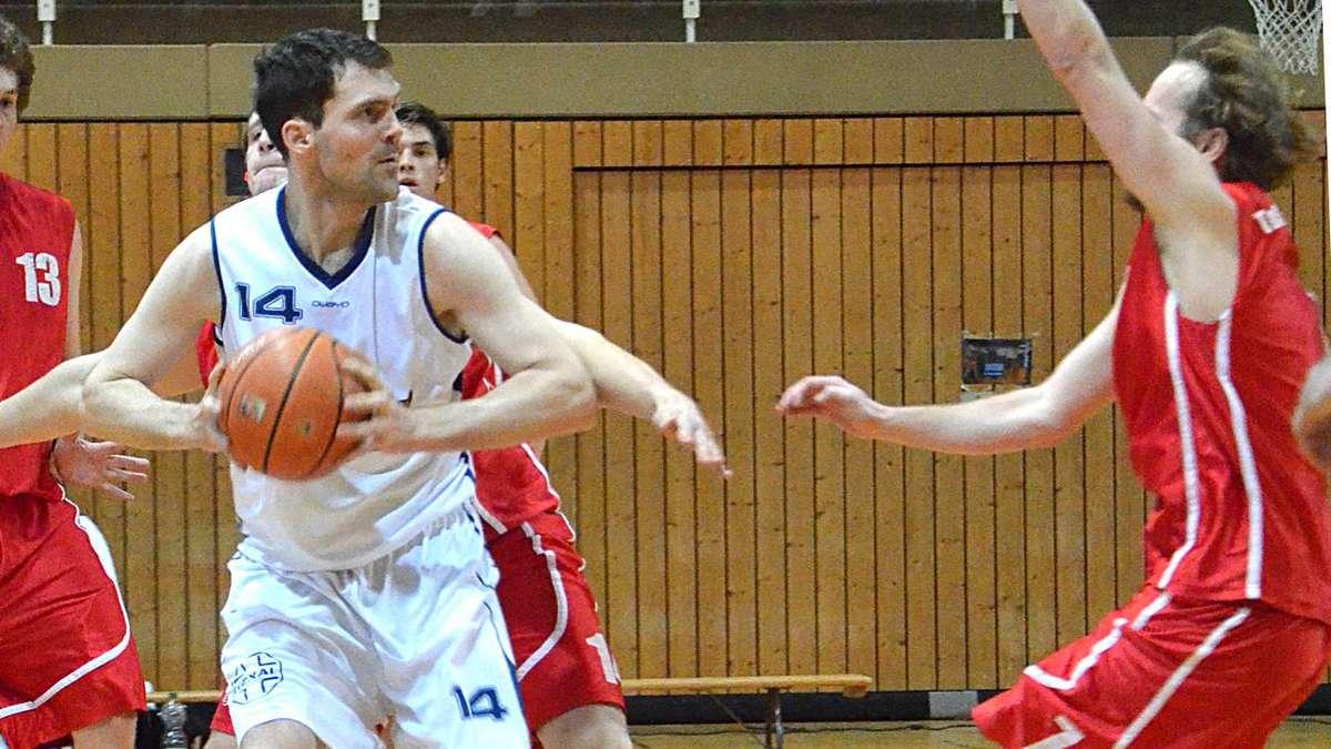 Basketball: Holzis haben ein Mentalitätsproblem | Landkreis Miesbach - merkur.de