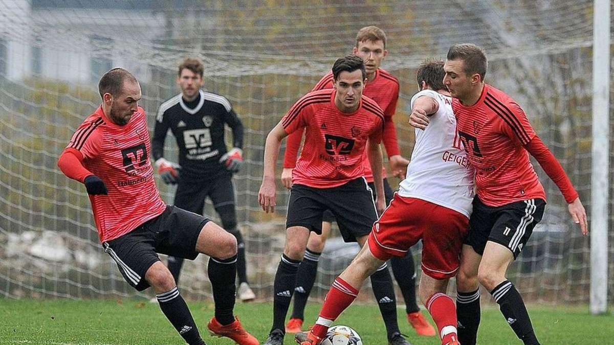 VfB Hallbergmoos verliert in Hauzenberg - Merkur.de