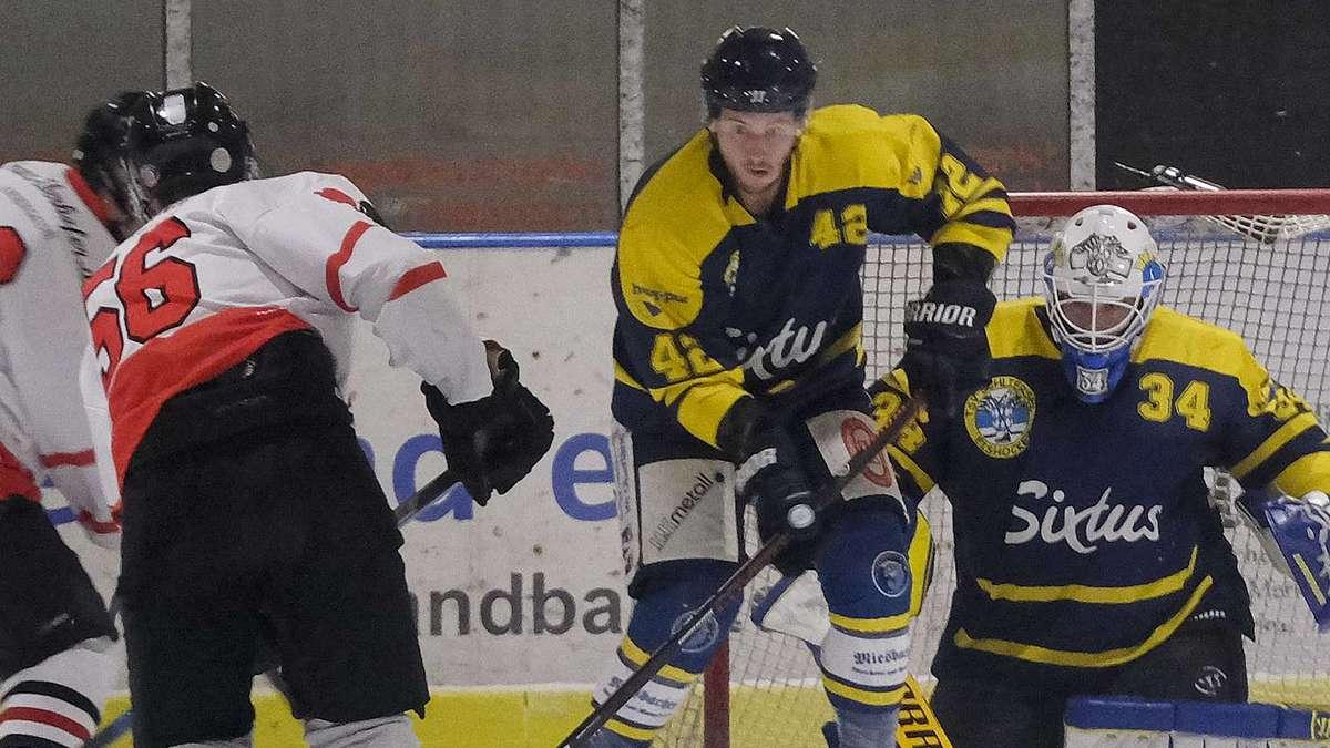 Eishockey: SG Schliersee/Miesbach 1b treibt Trainer zur Weißglut | TSV Schliersee - Merkur.de