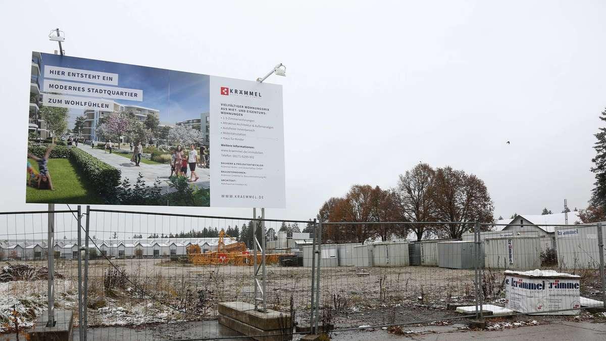 Geretsried/Bayern: Ehemaliges Lorenz-Areal: Baubeginn verzögert sich | Geretsried - Merkur.de