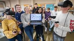 "Virtuelle Schule in der ""Smart City"""
