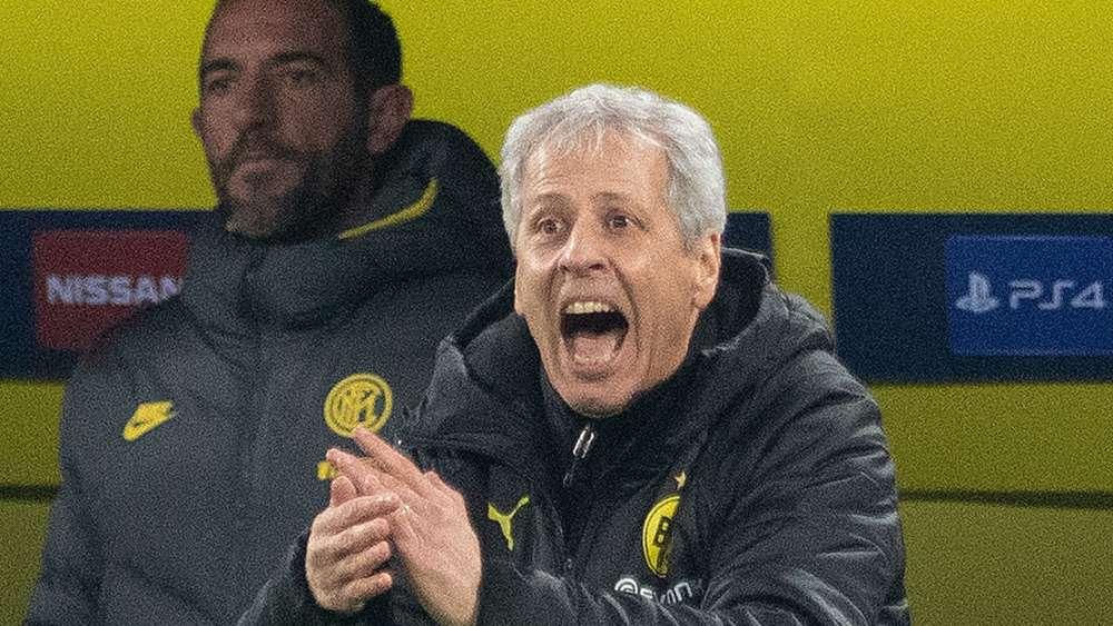 Borussia Dortmund Empfangt Den Sc Paderborn Bvb Coach