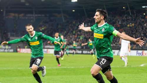«Mr. Europa League» Stindl rettet Gladbach das 1:0