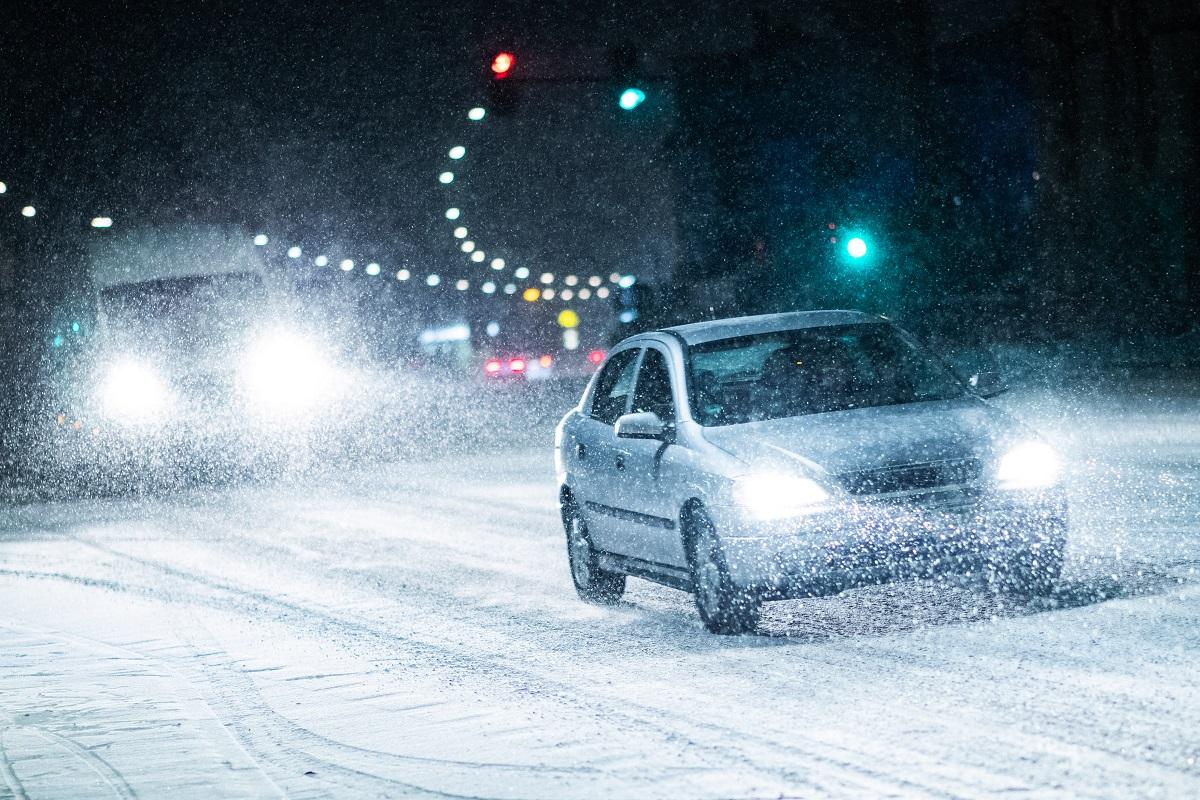 Im Winter müssen Autofahrer viele Dinge beachten.