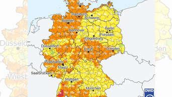 Deutschland Wetter Nach Warnung Schlagt Auch Kachelmann Alarm