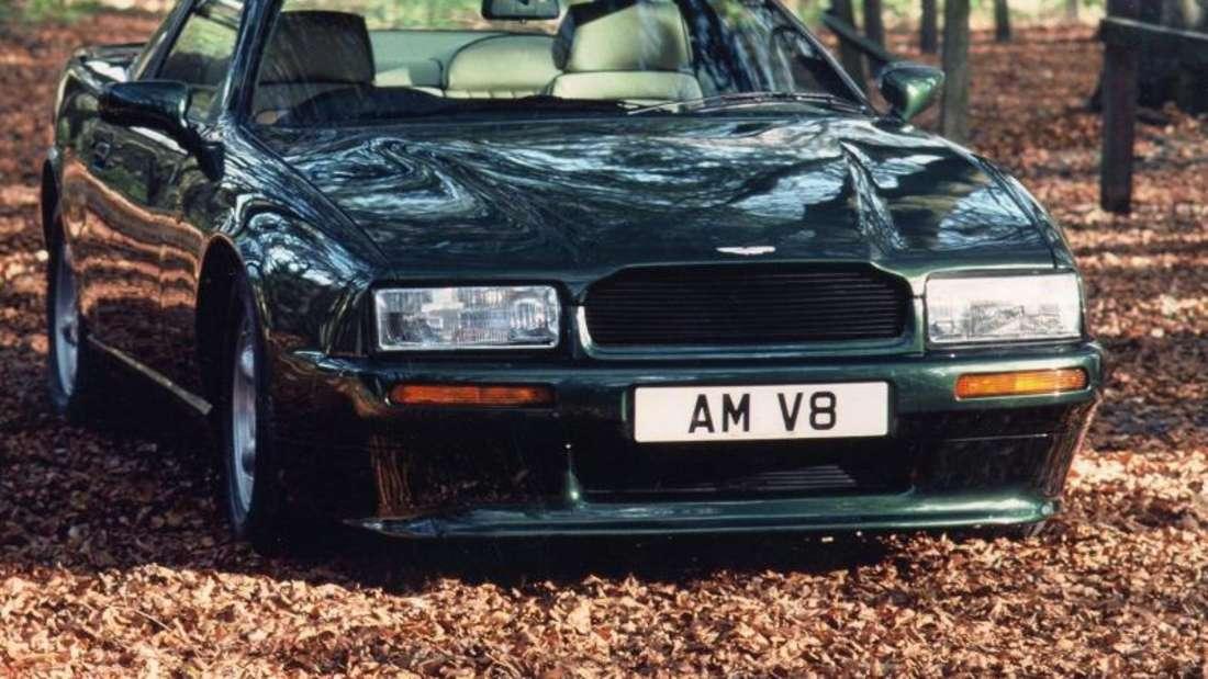 Mit dem Virage brachte Aston Martin ein Coupé-Modell, das fürchterlich floppte - heute aber ein hoch gehandelter Klassiker ist.