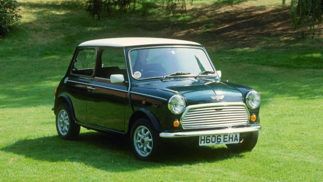 Der letzte Mini Cooper unter Regie von Rover ist heute ein beliebtes Sammlermodell.