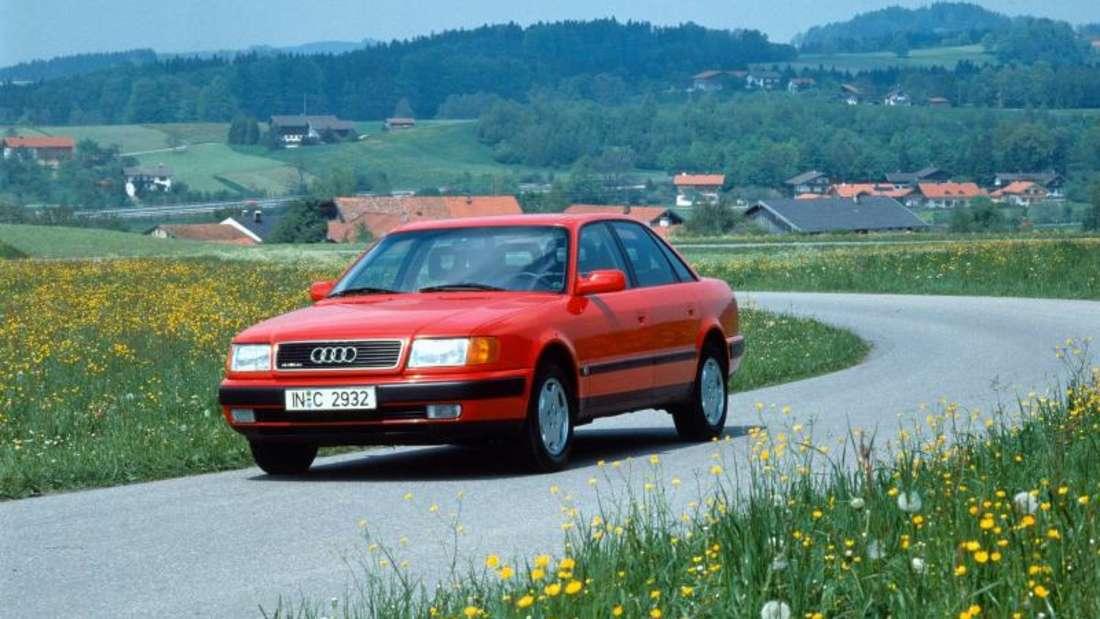 Der Audi 100 (C4) war der letzte seiner Art. Danach nannten die Ingolstädter das Modell in A6 um.