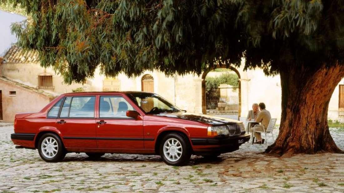 Der Volvo 940 ist das Sinnbild einer kantigen, klassisch gezeichneten Karosserie.