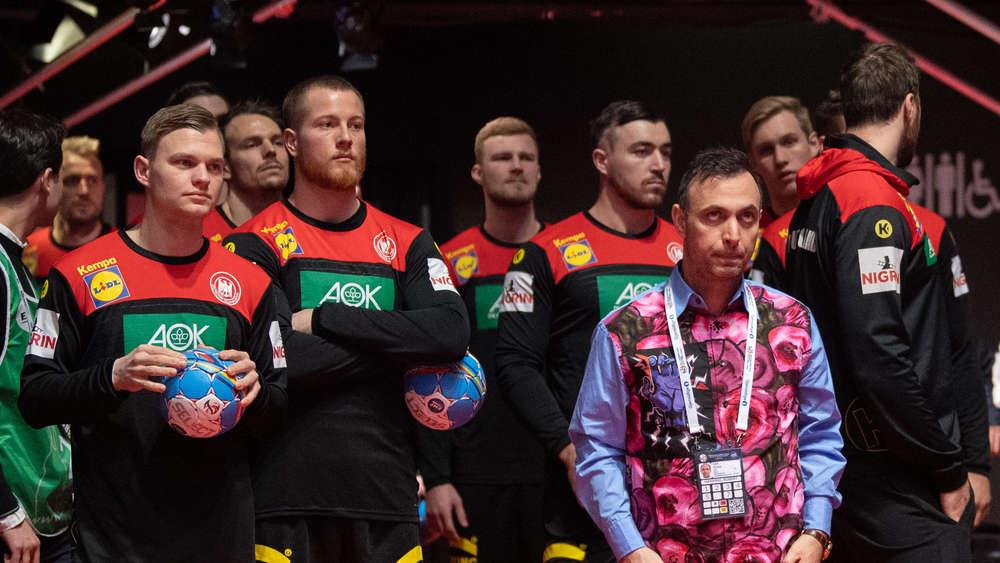 Handball Em Im Live Ticker Endspiel Fur Deutschland Gegen