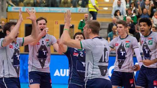 Volleyball-Derby: Alpenvolleys erwarten Herrsching