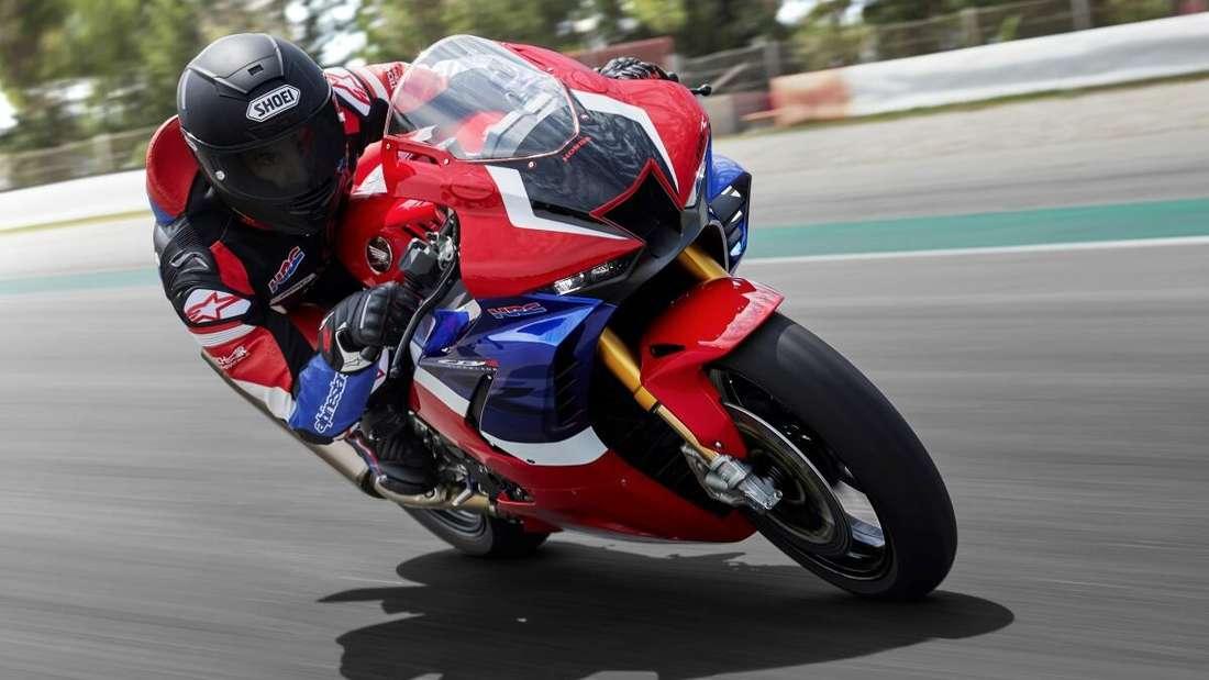 Es lebe der Supersport: Die neue Honda CBR 1000 Fireblade leistet nun 217 PS.