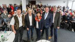 So lief die Podiumsdiskussion in Vaterstetten