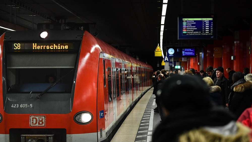 Feature S-Bahn Muenchen