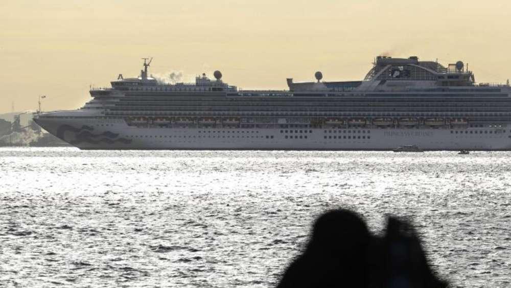 Neues Kreuzfahrtschiff 6000 Passagiere