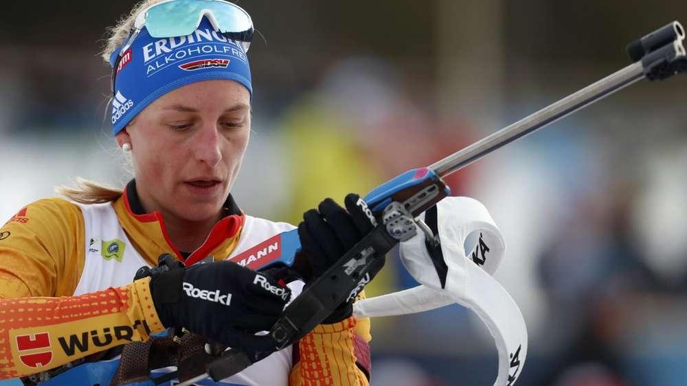 Biathlon-WM 2020 in Antholz: Vanessa Hinz geht in ihre fünfte Weltmeisterschaft
