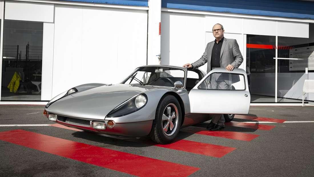 Der Urvater aller GTS-Modelle war der 904 Carrera GTS (Baujahr 1963). Schon damals musste er langstreckentauglich sein.