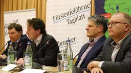 Bürgermeister-Wahl: Riesiger Andrang bei der Podiumsdiskussion in Alling