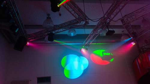 Jugendzentrum Poing: Neue Lichter, neuer Sound