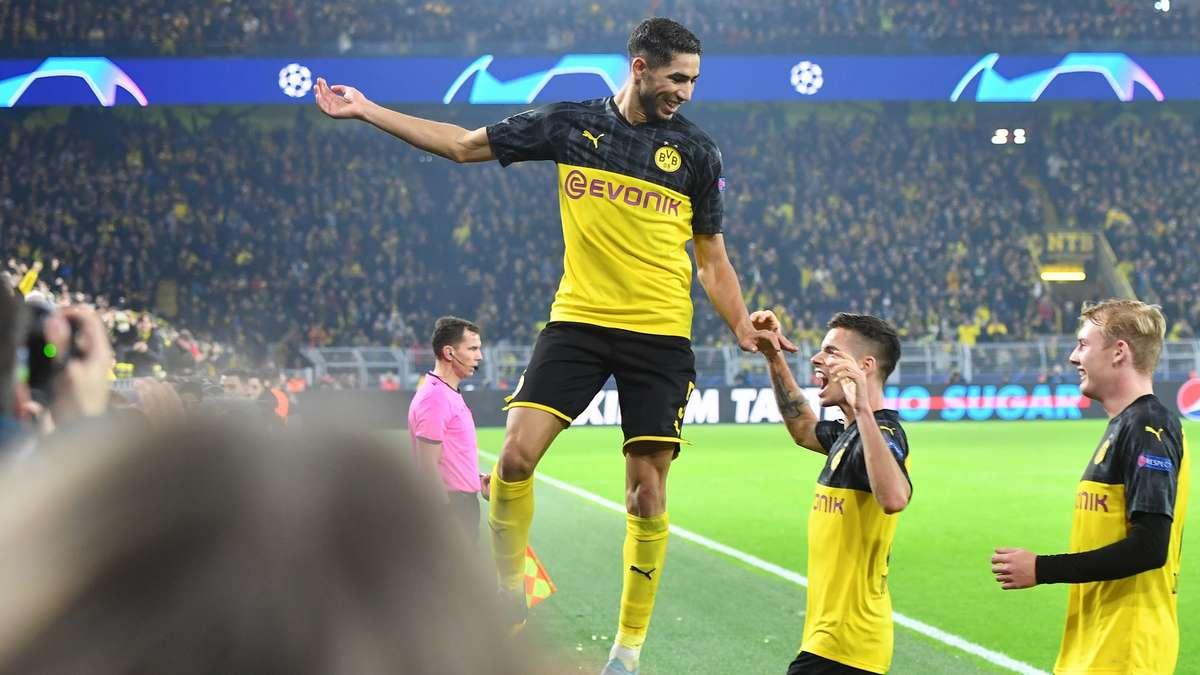 Dortmund Psg RГјckspiel