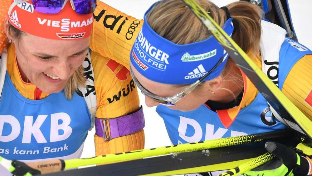 Wintersport Heute Biathlon