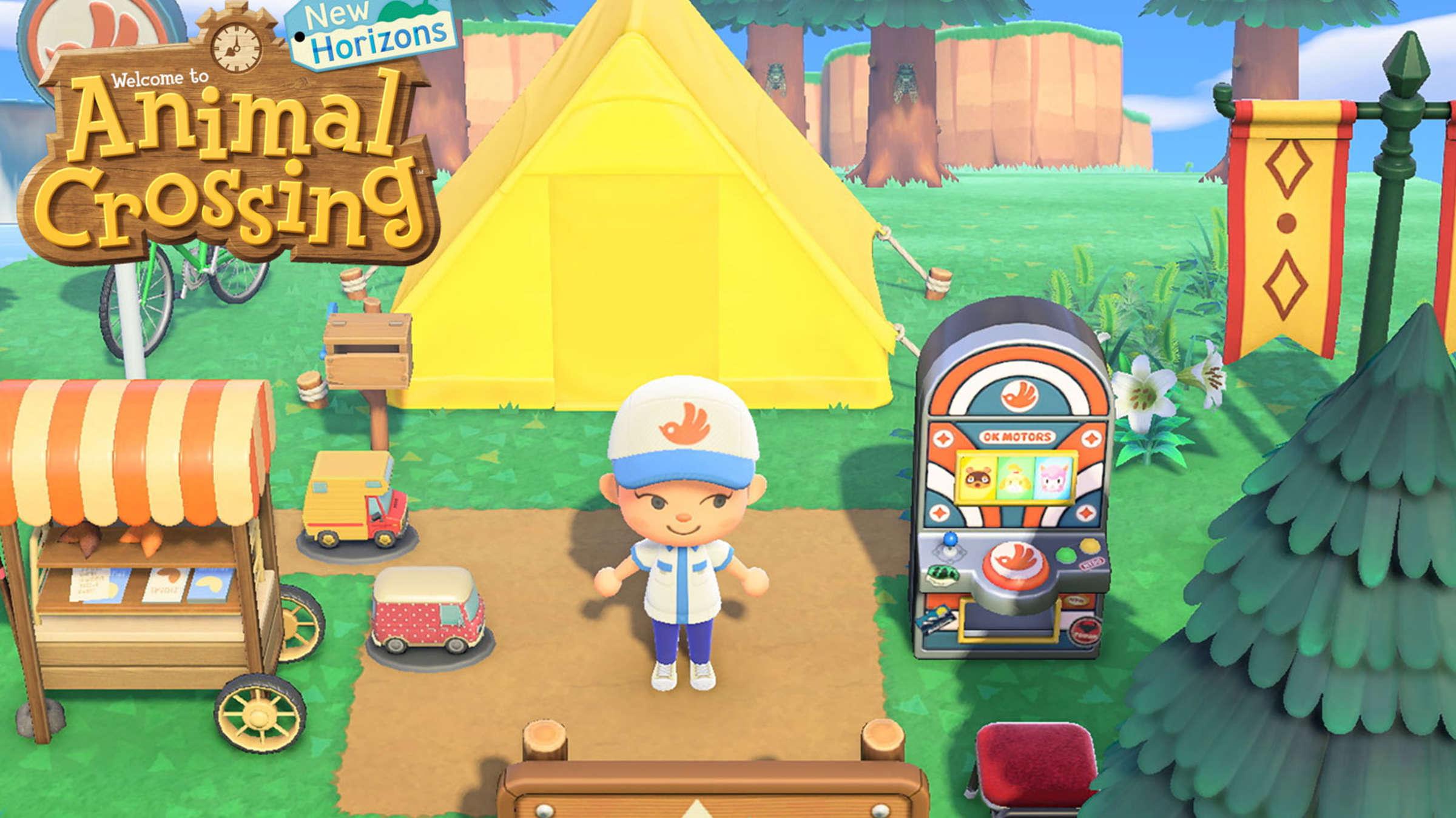 Animal Crossing New Horizons Guide Fur Alle Werkzeuge Games