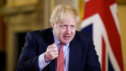 Coronavirus: Boris Johnson positiv getestet - Video-Ansage auf Twitter
