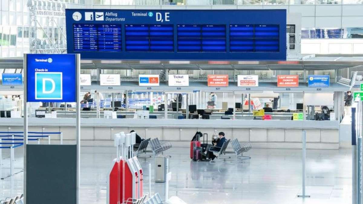 Flugverkehr am Frankfurter Flughafen weiter zurückgegangen