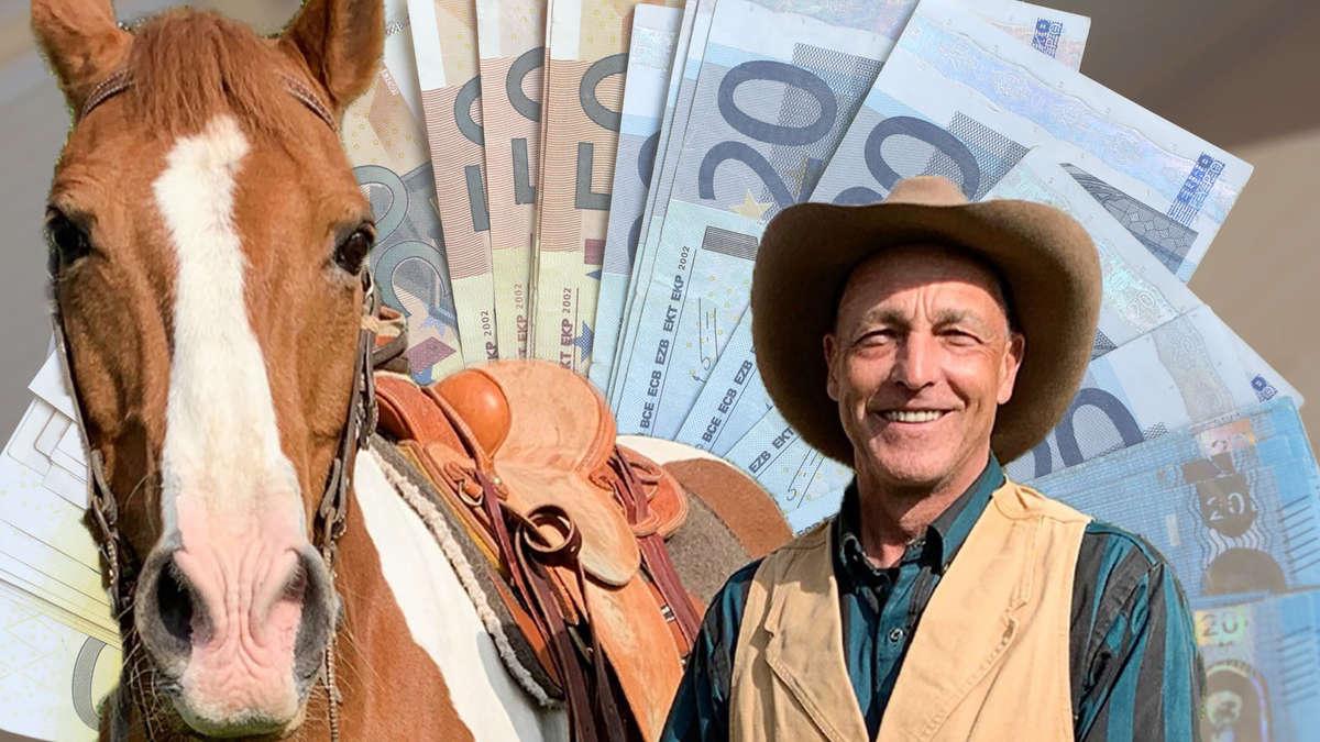 Bauer sucht Frau (RTL): Das verdient Cowboy Uwe bei der