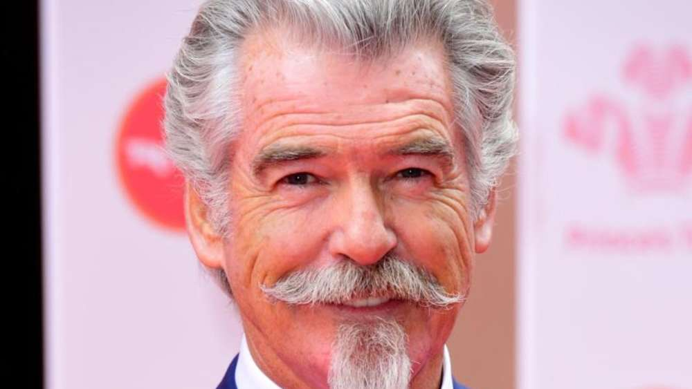 "Pierce Brosnan spielt in der Netflix-Komödie ""Eurovision Song Contest: The Story of Fire Saga"" mit. Foto: Ian West/PA Wire/dpa"