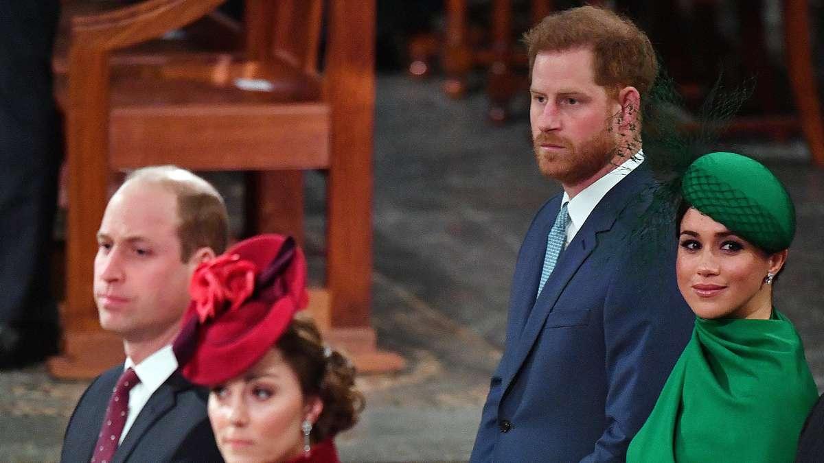 Royals/Prinz Harry: Neue Dimension im Bruder-Streit - Bericht enthüllt jetzt unglaubliche Details - come-on.de