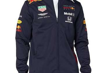 PUMA Red Bull Racing Jungen Team Softshelljacke
