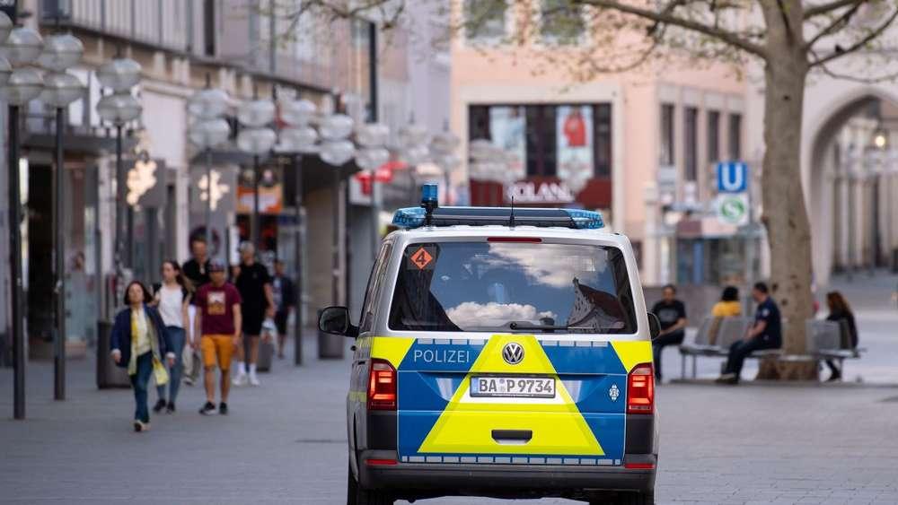 Polizei München Innenstadt