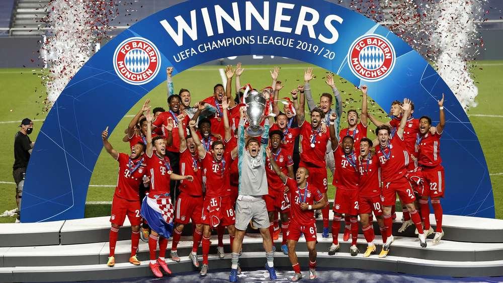 Bayern Triple