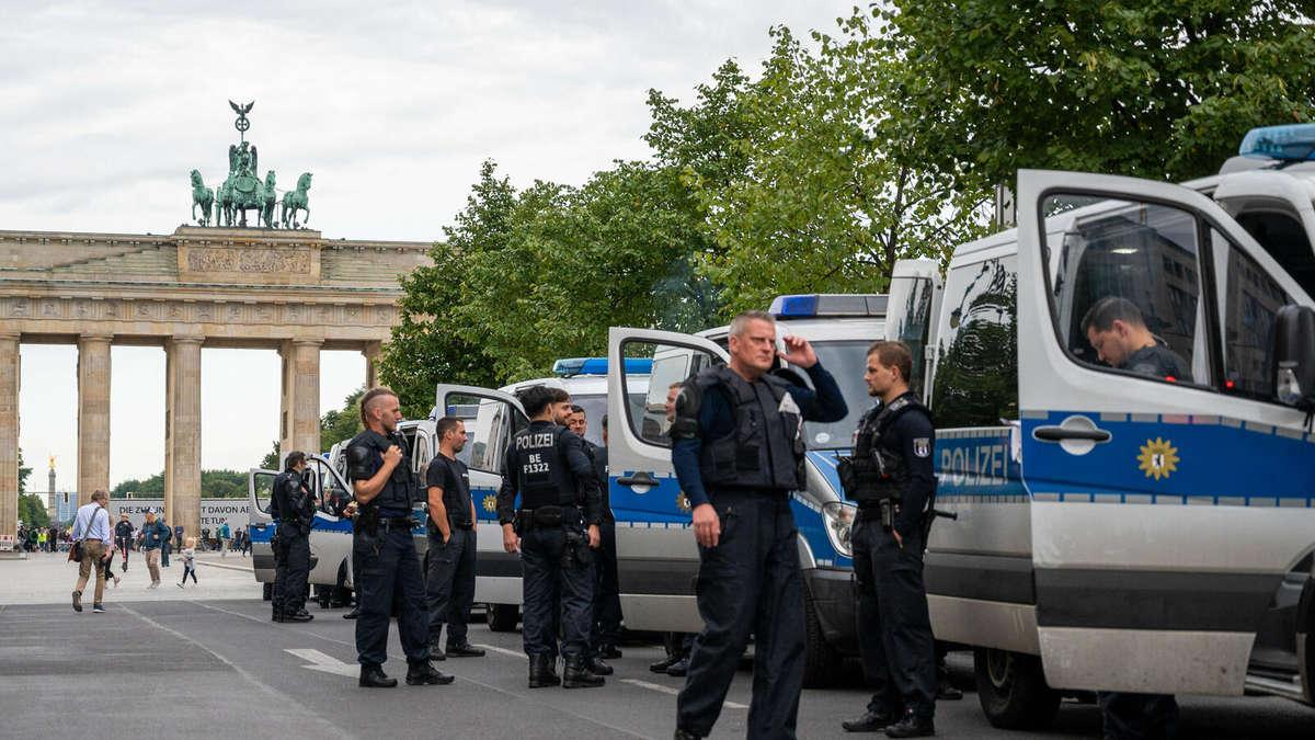Berlin Corona Beschränkungen