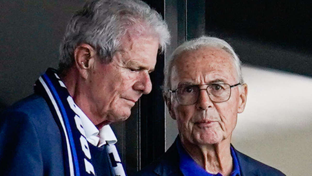 Beckenbauer Alter