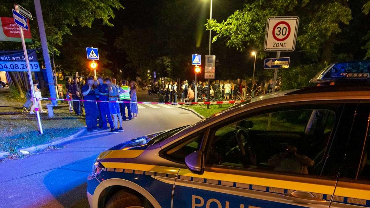 Starnberg: Jugendliche äußern Kritik an Polizisten - Nur...