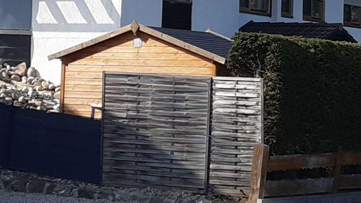 Schongau: Sichtschutz sorgt für Ärger zwischen Nachbarn