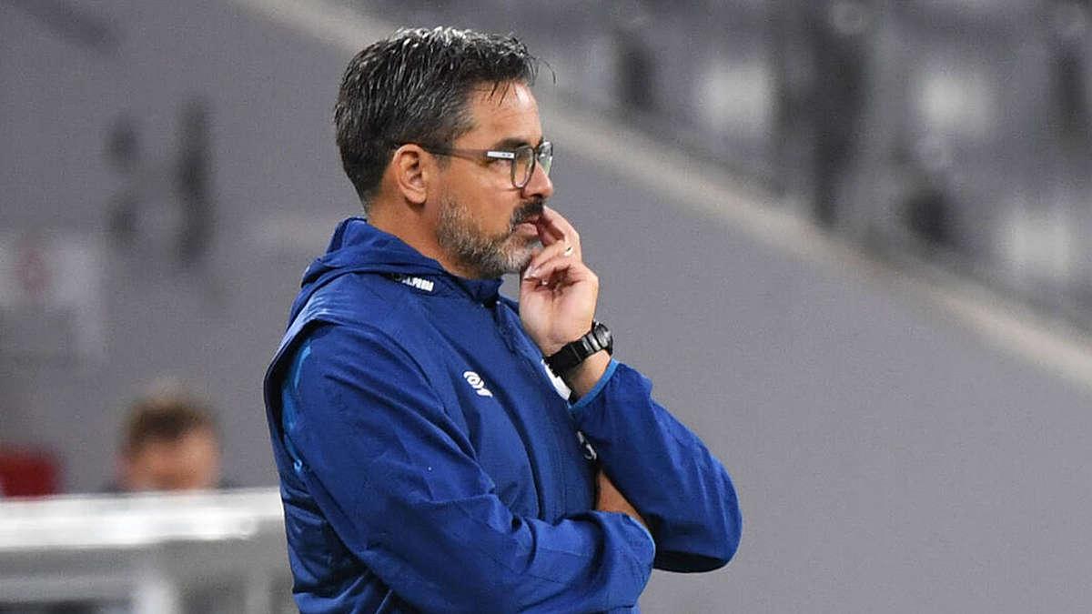 Schalke-Trainer: Coach David Wagner vor dem Aus! Irre...