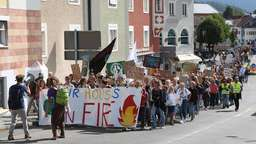 "Globaler Klimastreik: ""Fridays for Future"" meldet sich in Bad Tölz zurück"