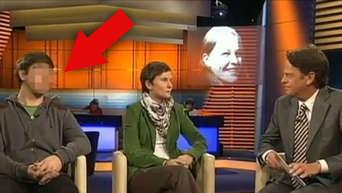 Aktenzeichen Xy Morder Von Maria Baumer Sass Dreist Im Tv Studio Zdf Uberrascht Mit Eindeutiger Live Aktion Tv