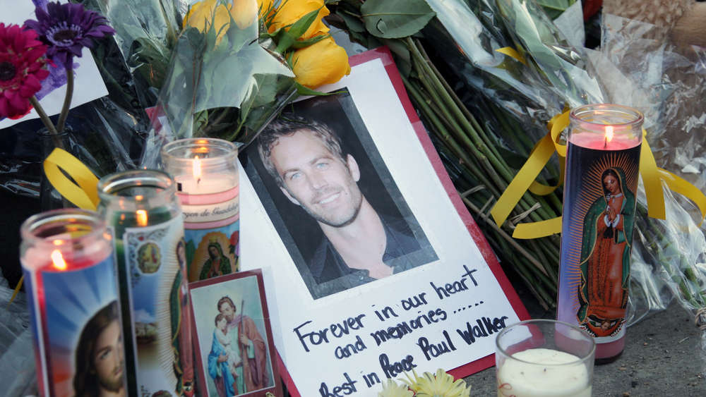 Paul Walker starb 2013.