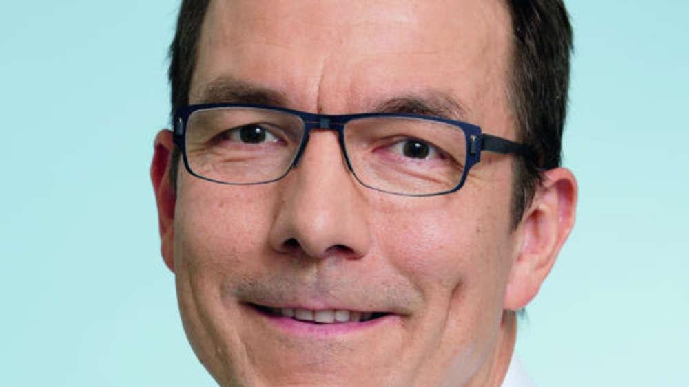 Portrait von Intensivmediziner Prof. Dr. Joachim Meyer