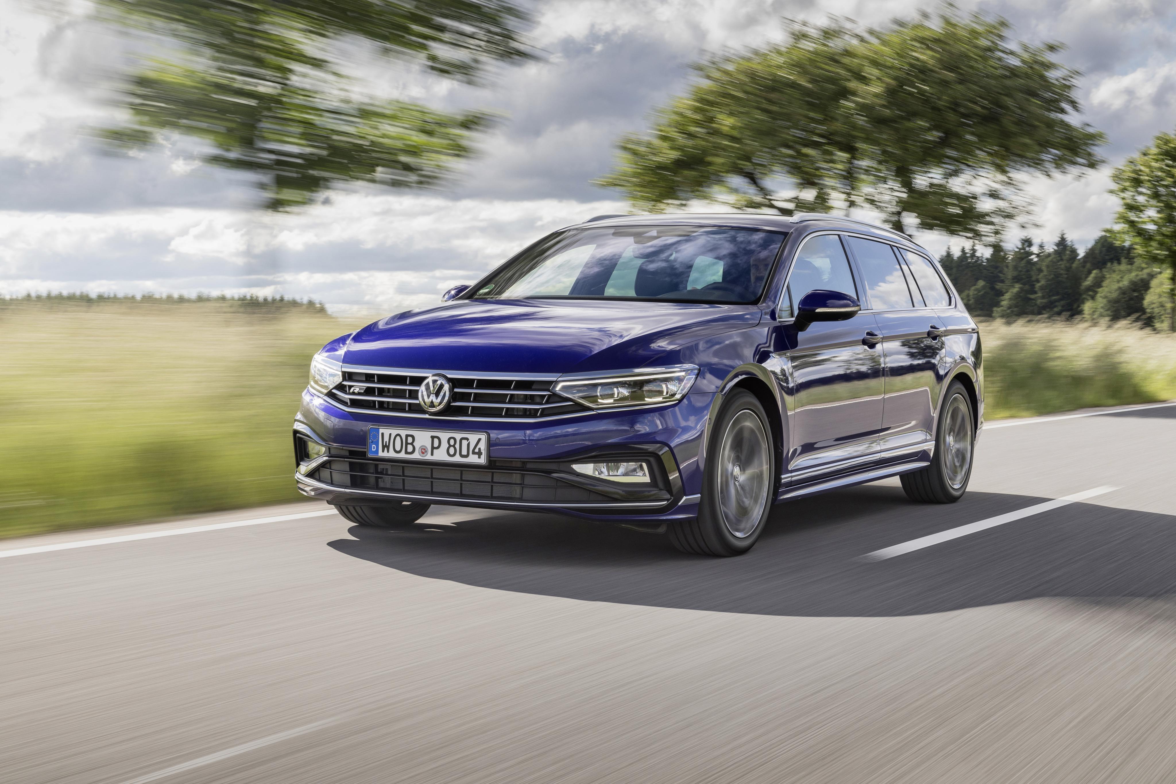 Gilt als Urvater aller Firmenautos. Der Passat Variant ist neben dem Golf eines der wichtigsten Autos im VW-Konzern.