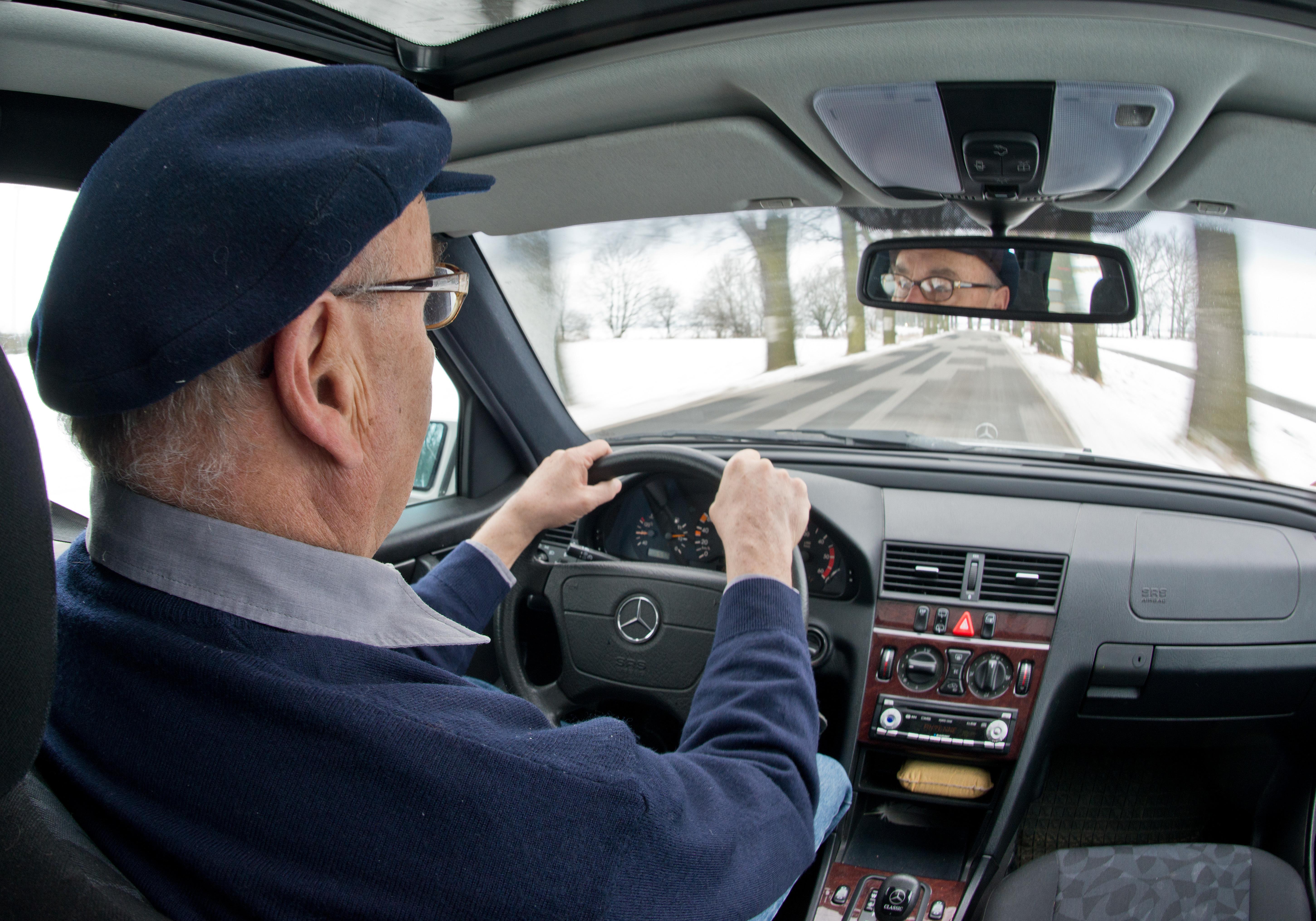 Es gibt Autos, die besonders für Senioren geeignet sind (Symbolbild).