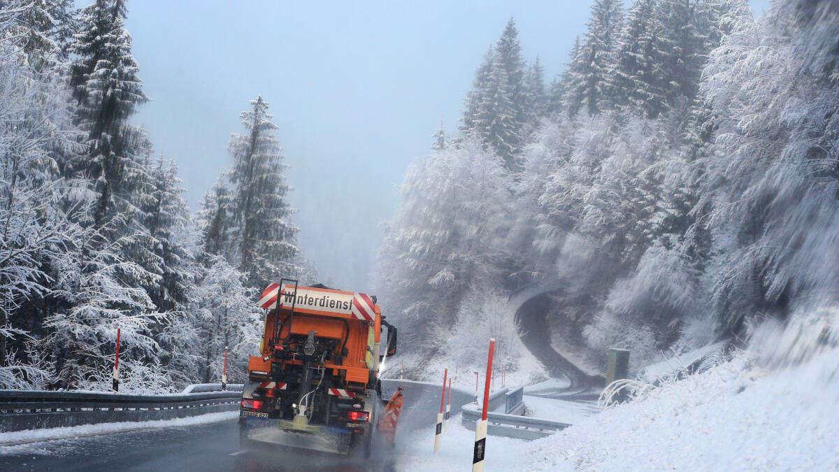 Winter-Einbruch: Schnee-Hammer in Bayern steht bevor -...