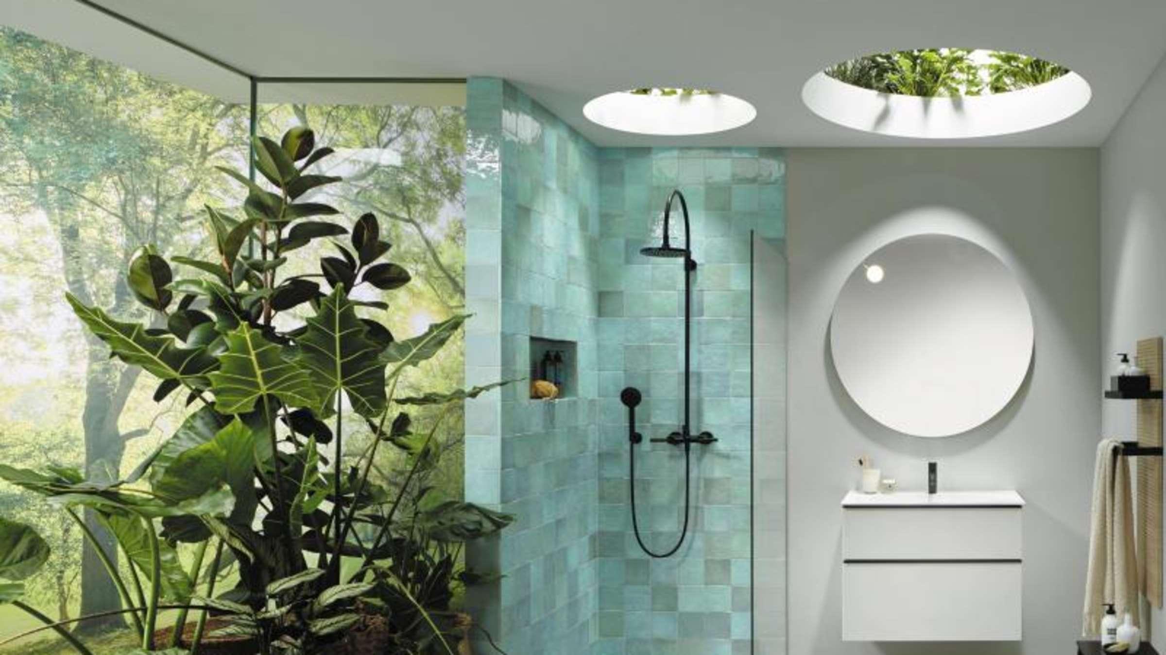 Die besten Pflanzen fürs Badezimmer   Wohnen
