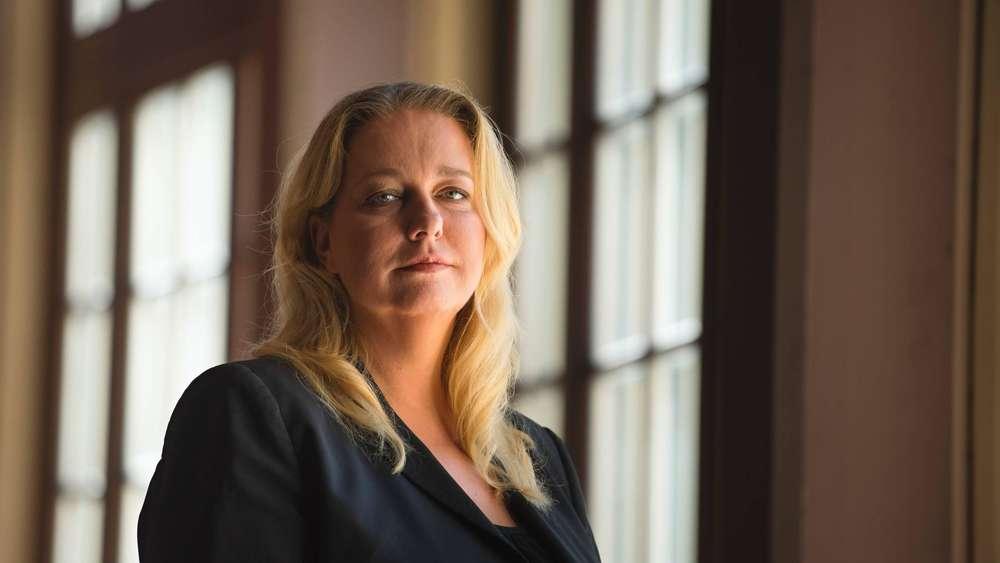 Katharina Wagner, die Intendantin der Bayreuther Festspiele, über ihre Pläne in Zeiten der Pandemie